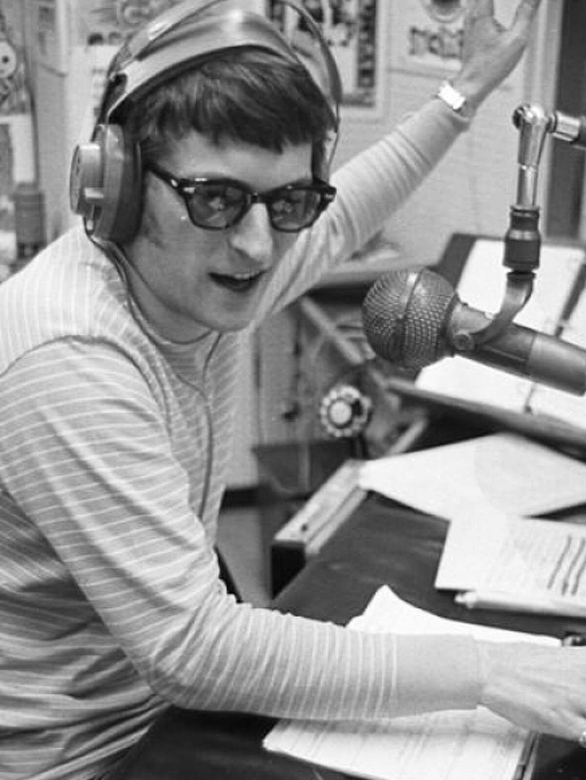 """""""The Real"""" Don Steele, of Boss Radio fame, reached Hollywood by way of KEWB in Oakland."""