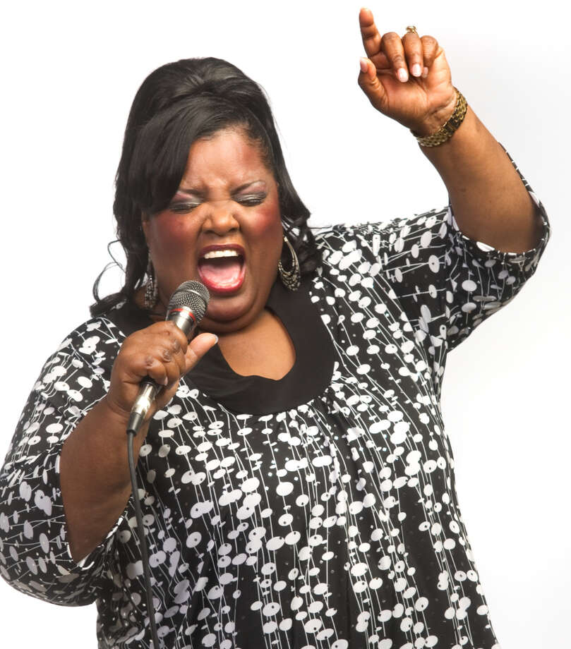Sista Monica Parker performs Sept. 2 at Yoshi's in Oakland. Photo: Sista Monica / ONLINE_YES
