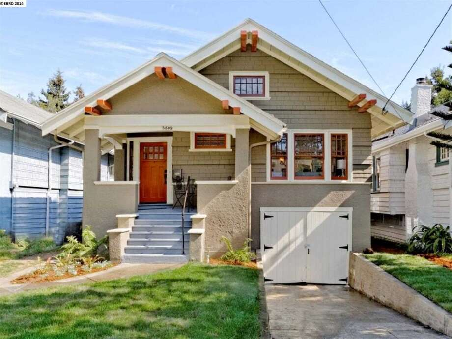 This 1911 bungalow sold for $1.075 million in June. Photo: EBRD