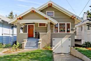 This 1911 bungalow sold for $1.075 million in June.