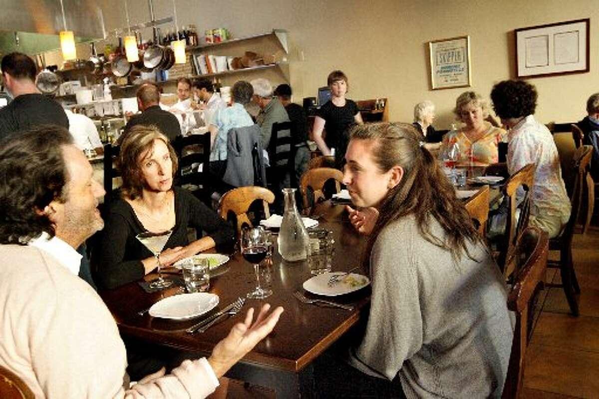 This Berkeley restaurant is an ideal neighborhood spot.