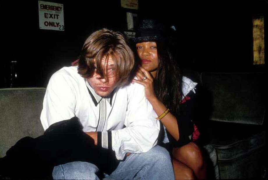 Brad's past