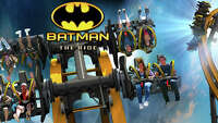 Batman ride at Six Flags Fiesta Texas set to open May 23 - Photo