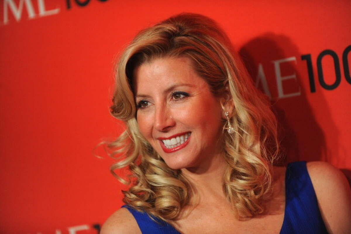 Sara Blakely Founder of Spanx. Source: forbes.com