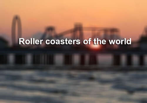Explore some of the biggest and best coasters all around the world.