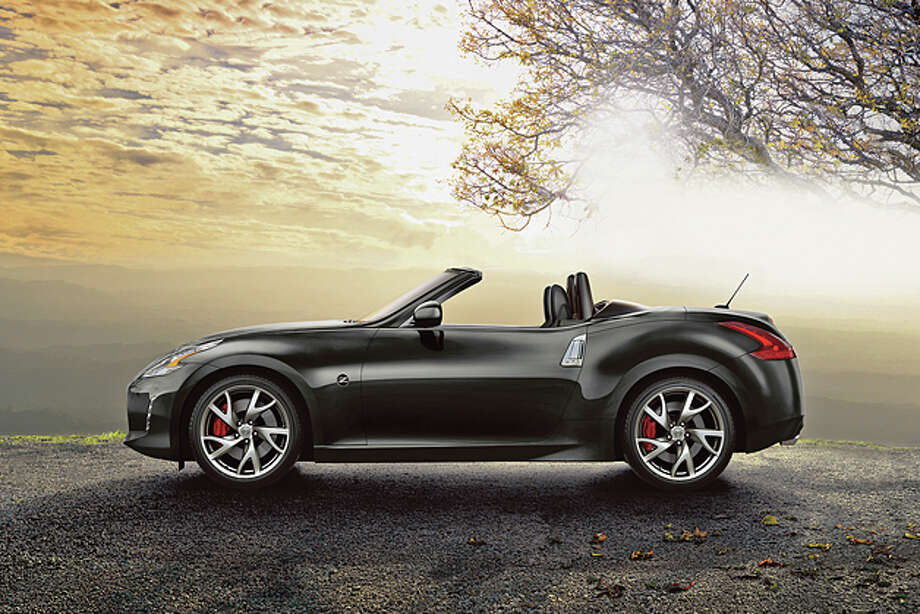 2015 Nissan 370Z Touring Roadster (photo courtesy Nissan) Photo: Nissan / © 2014 Nissan