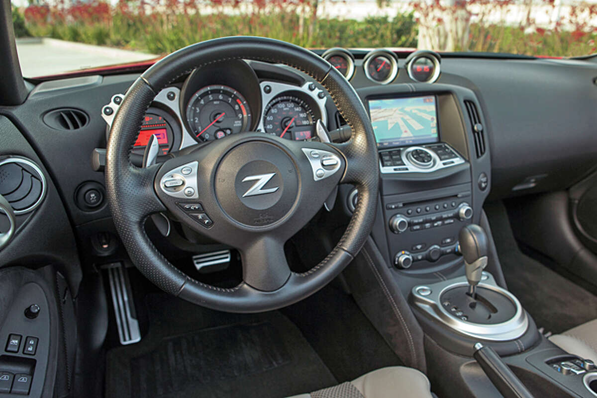2015 Nissan 370Z Touring Roadster (photo courtesy Nissan)