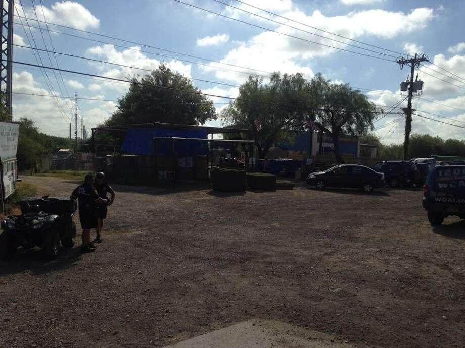 A 19-year-old was found shot to death on a Northwest Side trail, police said. Photo: Alia Malik/San Antonio Express-News