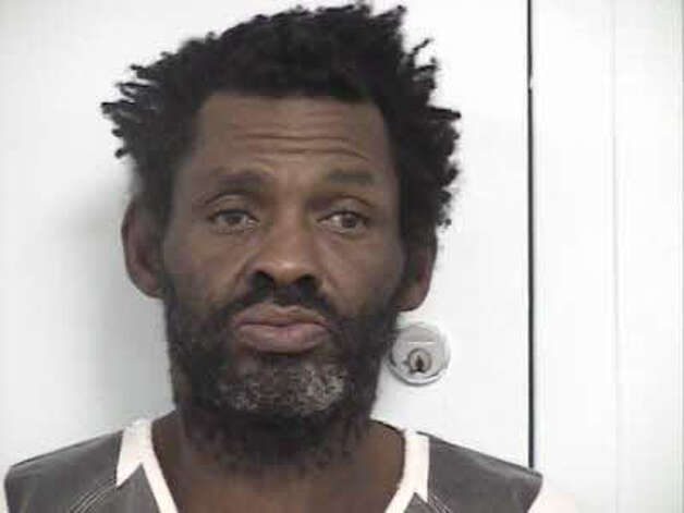Hurshel Lee Gooch Jr., 54, of Kountze. Charge: Burglary and bail jumping. Photo: Hardin County Sheriffs Office