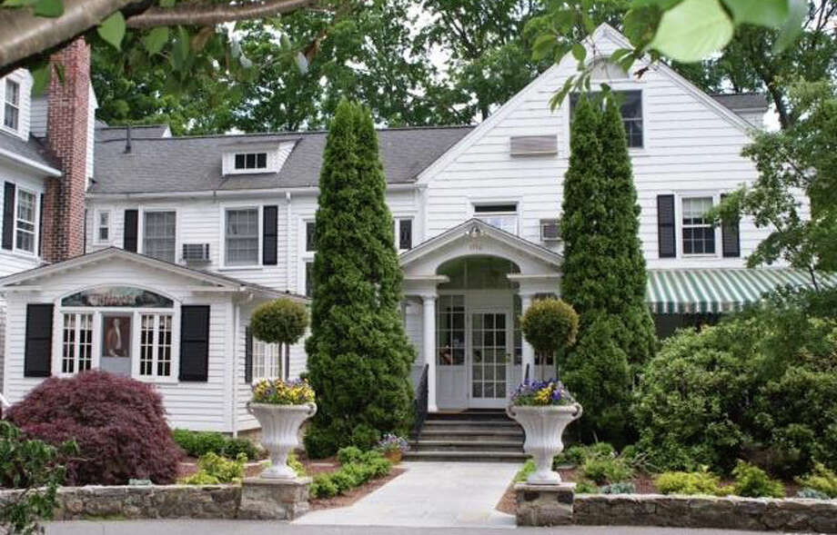 The Roger Sherman Inn, 195 Oenoke Ridge, New Canaan, Conn., hit the market Aug. 22, 2014, with an asking price of $6 million, according to a listing on  Halstead Property's website. Photo: Contributed Photo, Contributed / New Canaan News Contributed