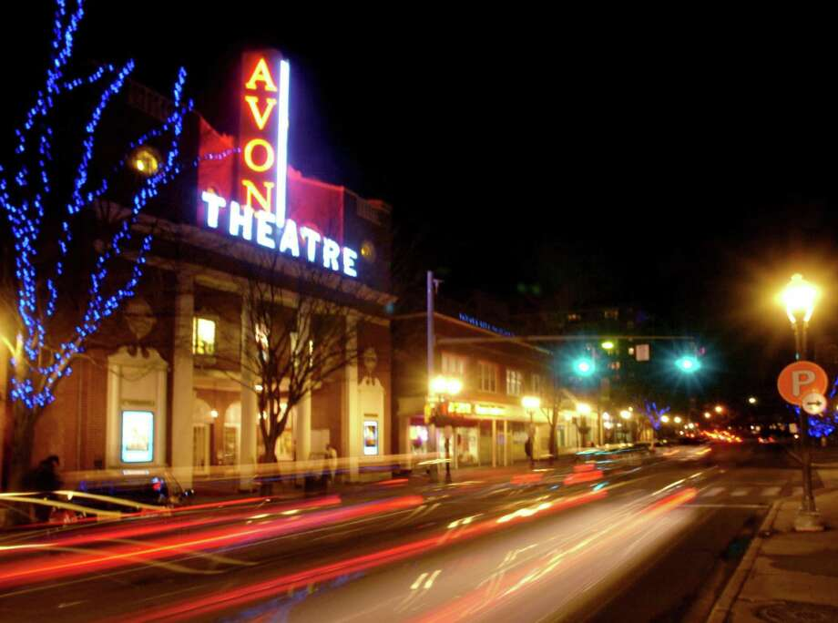 The Avon Theatre in downtown Stamford, Conn., again will play host to a free movie series run in collaboration with Sacred Heart University's Film and Television Masters Program. It begins on Wednesday, Sept. 10, 2014. Photo: File Photo, ST / Stamford Advocate