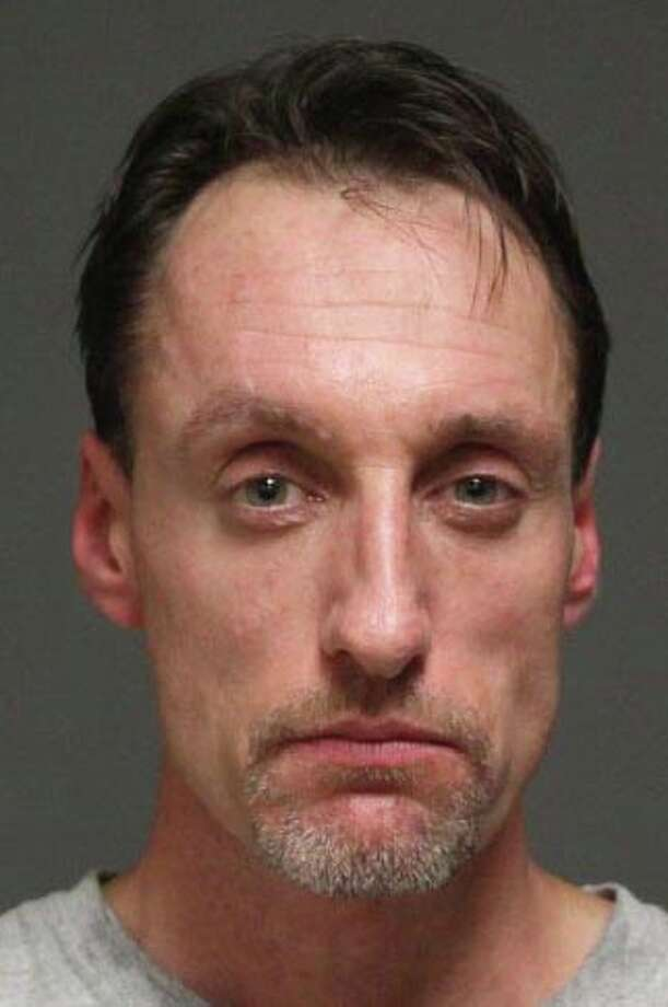 Scott Widdell, 45, of Fairfield, was arrested on outstanding warrants Wednesday. Photo: Contributed Photo /  Fairfield Citizen contributed