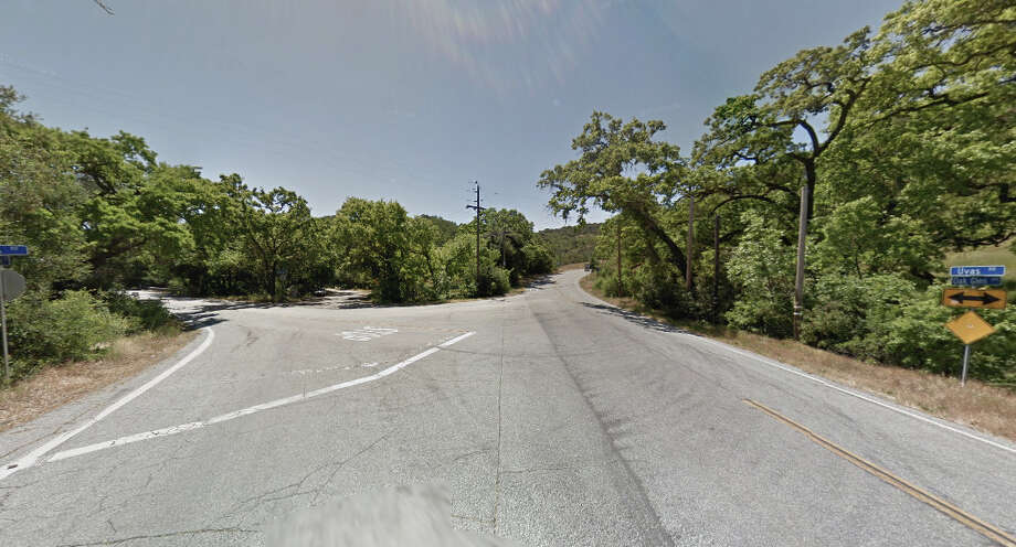Oak Glen Avenue and Uvas Road, Santa Clara County Photo: Google Maps