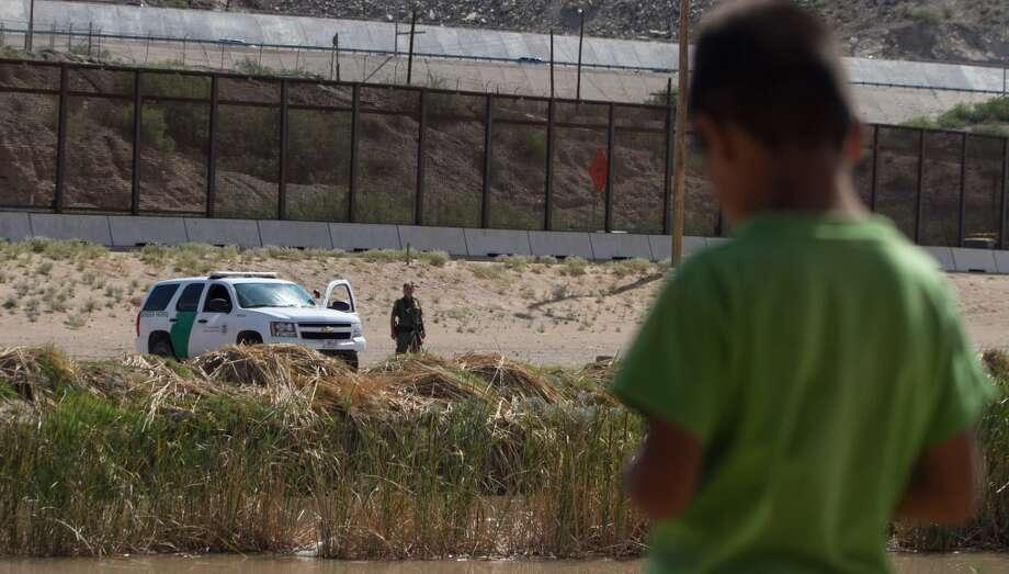 El Paso County Photo: JESUS ALCAZAR, AFP/Getty Images