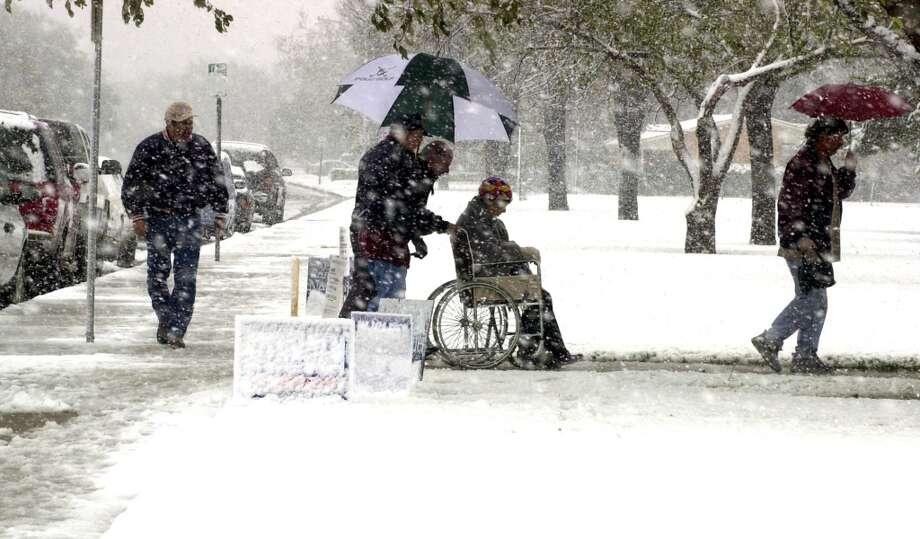 Lubbock County Photo: JIM WATKINS, AP