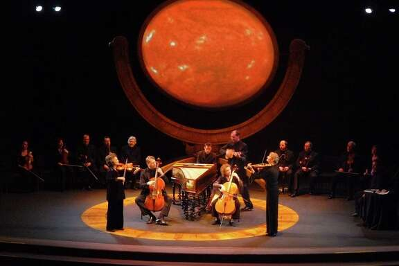 "The Canadian ensemble Tafelmusik will perform its multimedia production ""The Galileo Project."""