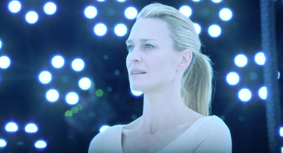 """Robin Wright stars in """"The Congress."""" Photo: HONS / Drafthouse Films"""