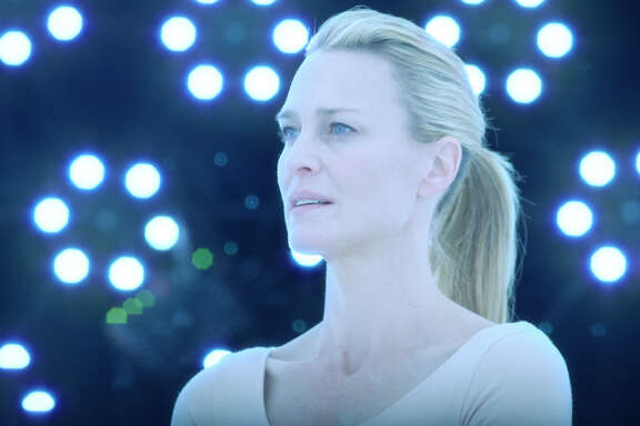 "Robin Wright stars in ""The Congress."""