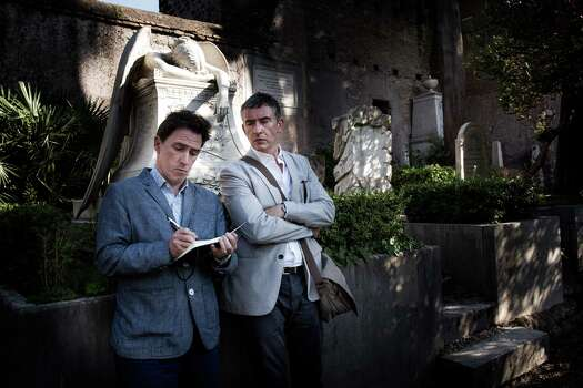 "'The Trip to Italy' - Following in the footsteps of the great romantic poets, Steve Coogan and Rob Brydon traverse the Italian countryside musing about life and love. Work enters the conversation as well in this largely improvised sequel to the roadtrip comedy ""The Trip."" Available Dec. 23 Photo: Ciro Meggiolaro / Ciro Meggiolaro"