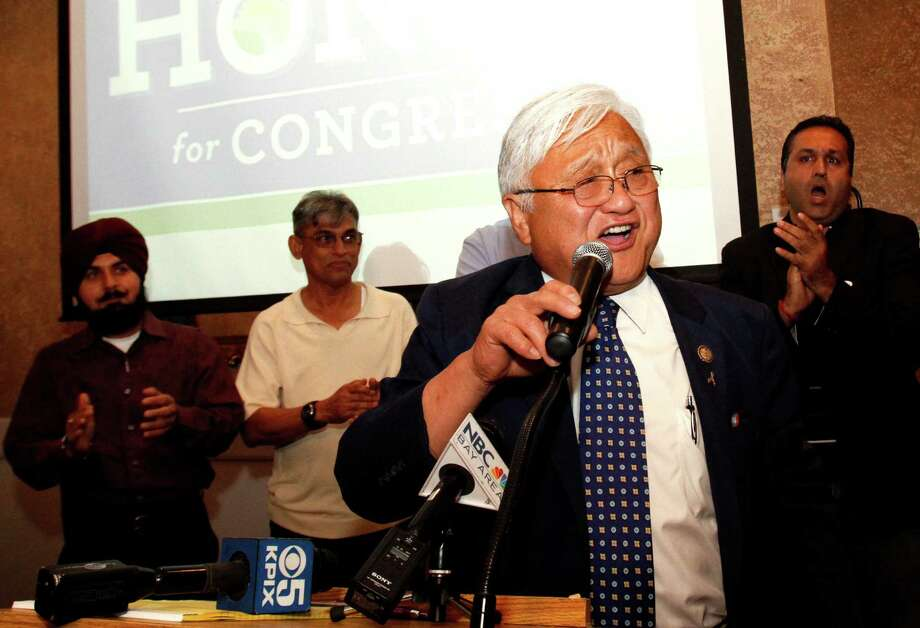 Rep. Mike Honda, D-San Jose, has generated praise and criticism for his statements about his transgender grandaughter. Photo: Sarah Rice / Special To The Chronicle / ONLINE_YES