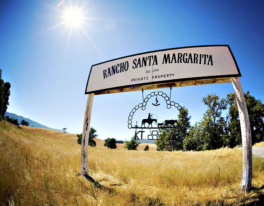 Settled by Franciscan friars in the 1770s, Santa Margarita Ranch is now owned by three local wine growing and ranching families. Photo: Chris Leschinsky