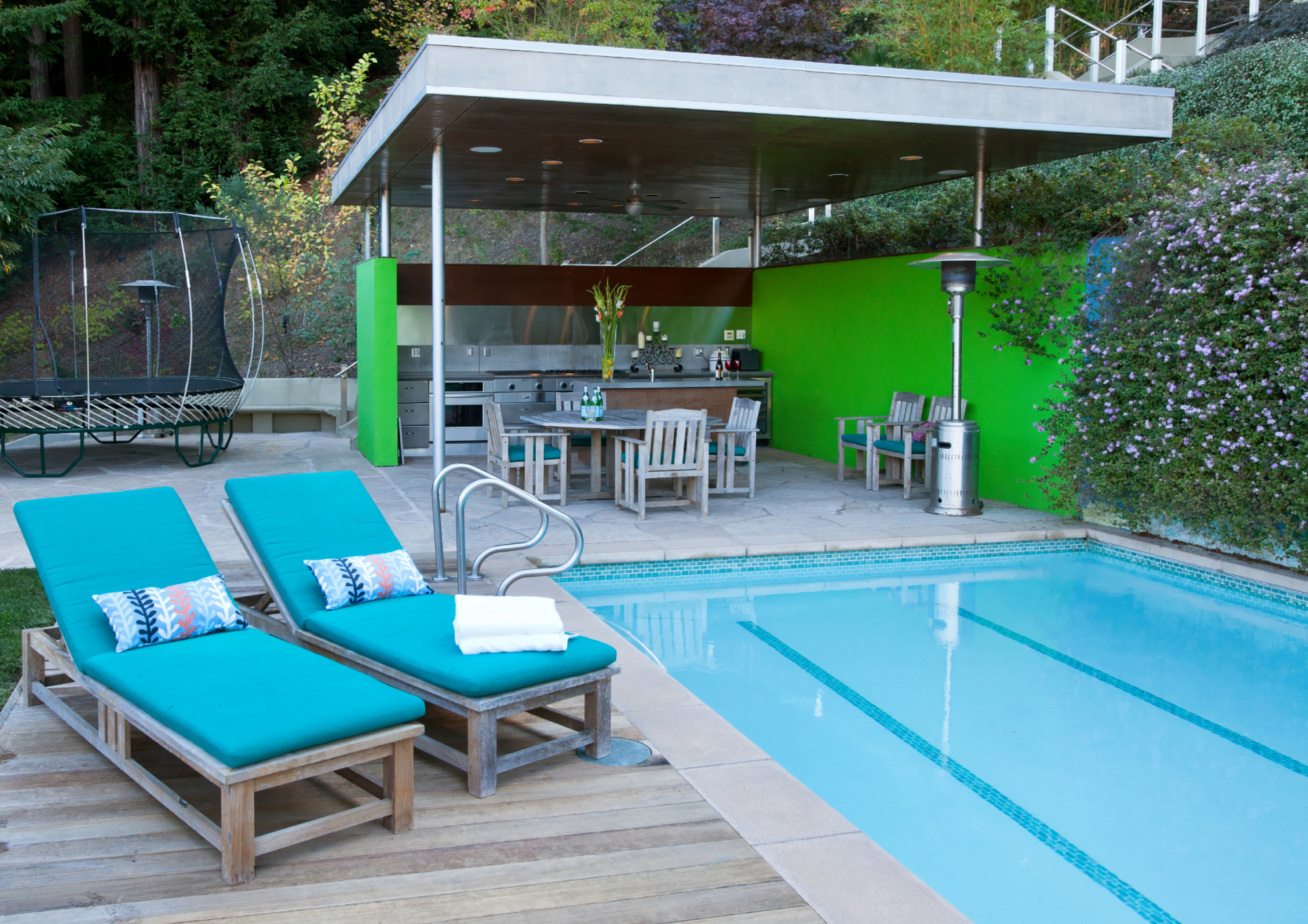 Unique Outdoor kitchen spacious public rooms make San Rafael estate an entertainer us paradise SFGate
