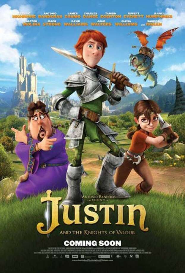 'Justin and the Knights of Valor' -