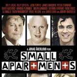 'Small Apartments' - Franklin Franklin has a dead landlord on the kitchen floor and an investigator (Billy Crystal) questioning him. But none of this fazes Franklin. He waits each day for a letter from his brother (James Marsden) who has the secret that can set him free. Available Sept. 1