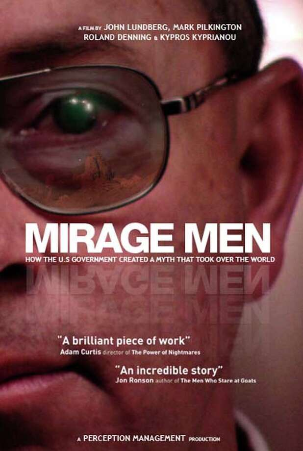 'Mirage Men'- Fascination and controversy regarding UFO sightings have been with us for centuries, but this absorbing documentary offers a disturbing new thesis: that the U.S. military has been distributing false information about them for decades. Available Sept. 1 Photo: Movie Poster