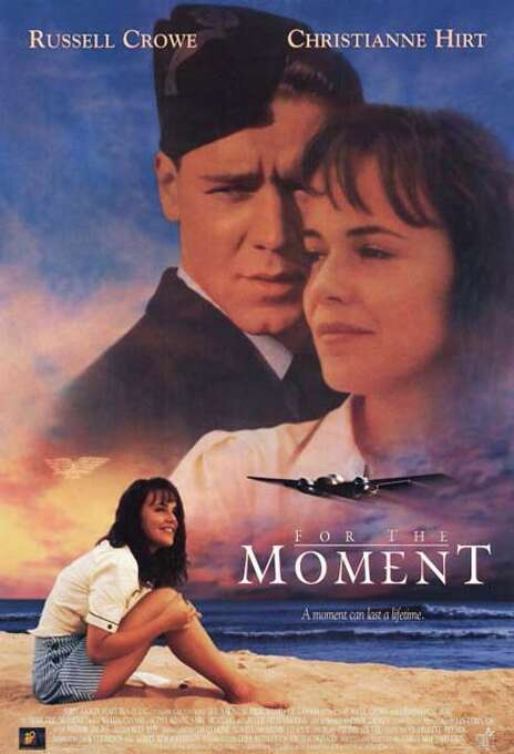 'The Moment' - After her lover vanishes, a photojournalist winds up in a psychiatric hospital, where she tries to make sense of her fragmented memories -- and begins to uncover some unexpected and disturbing truths. Available Sept. 11 Photo: Movie Poster