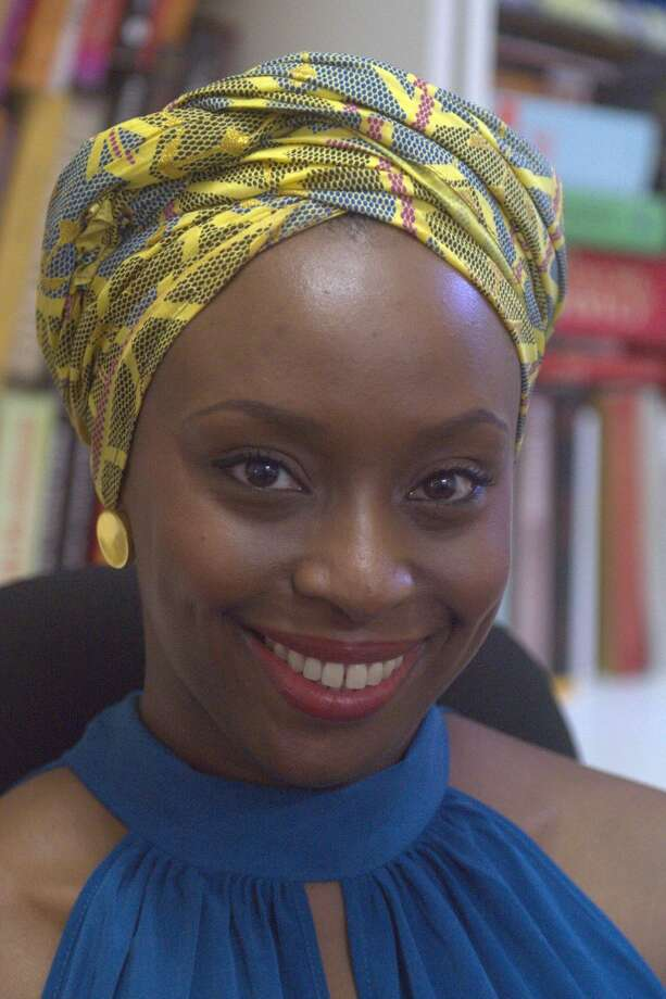 Chimamanda Ngozi Adichie: Never a boring stich on her. Photo: Pius Utomi Ekpei, AFP/Getty Images