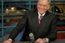 "David Letterman's ""Late Show"" is Hoffman's pick for best talk show."
