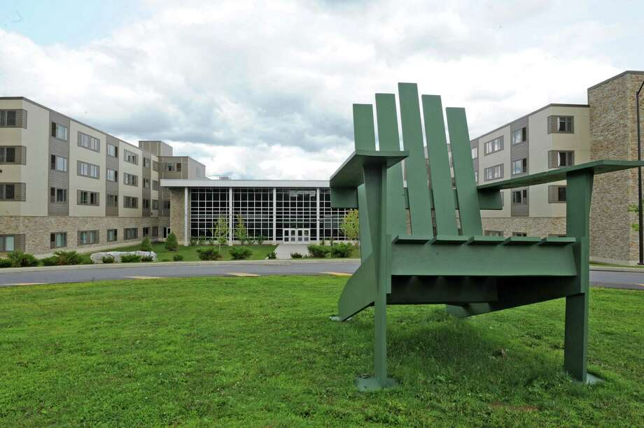 Student housing at SUNY Adirondack Community College on Tuesday July 29, 2014 in Queensbury, N.Y. (Michael P. Farrell/Times Union) Photo: Michael P. Farrell / 00027965A