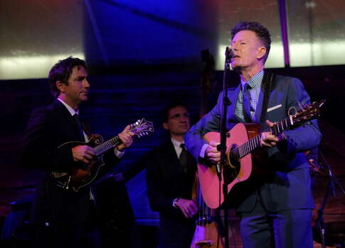 Lyle Lovett will perform at the Tobin Center for the Performing Arts on Nov. 11. Photo: Chris Weeks / 2014 Chris Weeks