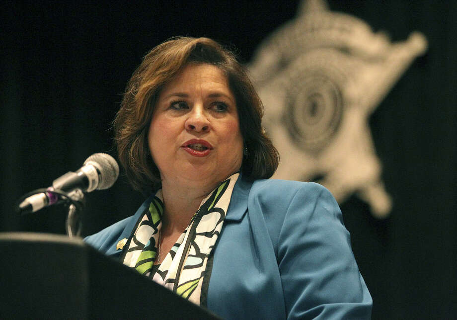 "State Sen. Leticia Van de Putte wants to take $2 billion from the ""Rainy Day Fund"" to finance ""tuition free"" community and technical college education for high school graduates. Photo: JOHN DAVENPORT, San Antonio Express-News / ©San Antonio Express-News"