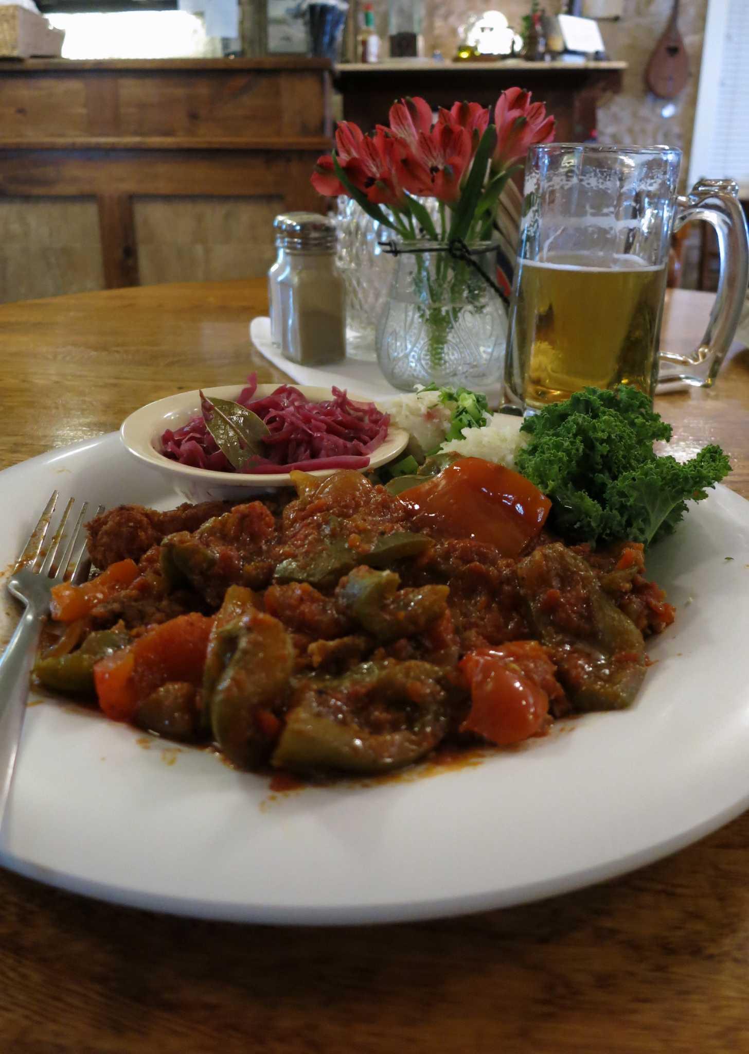 Der lindenbaum authentic german food in fredericksburg for Authentic german cuisine