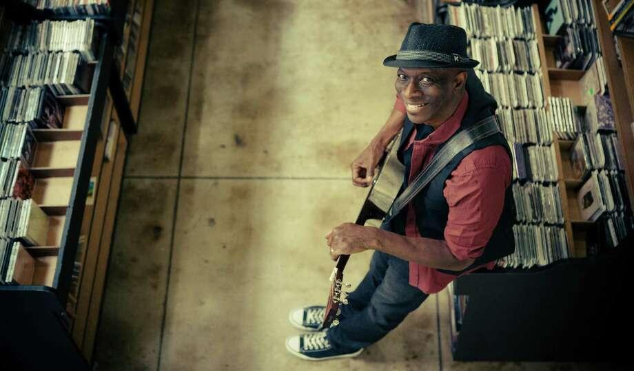 Three-time Grammy Award-winning contemporary blues master Keb' Mo' will play at the Aztec Theatre on Sunday. Photo: Courtesy Photo