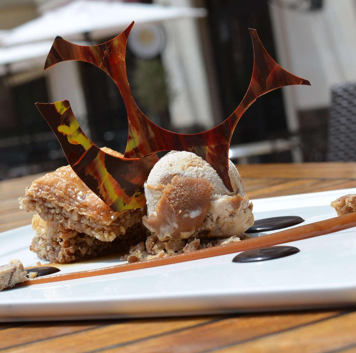 Sustenio 17103 La Cantera Parkway, 210-598-2950Website: Éilan Hotel Resort & SpaFrozen treat: Cajeta cinnamon ice cream