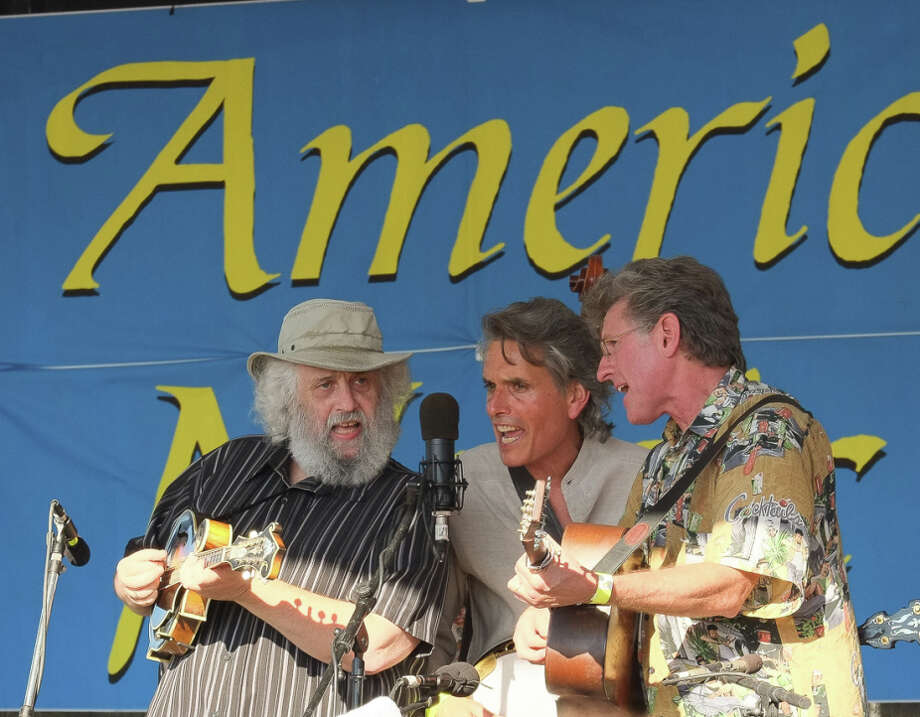 David Grisman, Keith Little and Jim Nunally perform at the American River Music Festival. Photo: Betty Sederquist / Betty Sederquist / ONLINE_YES