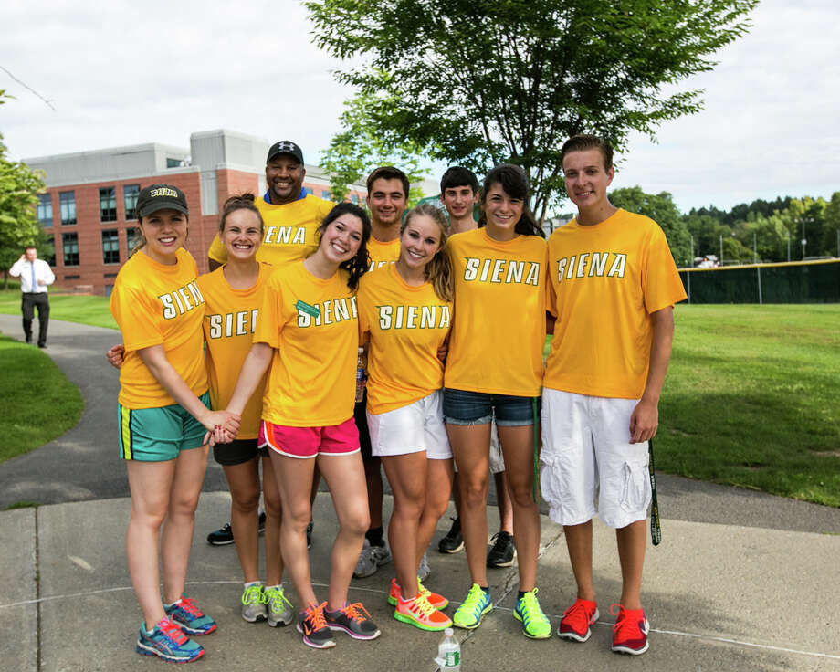 Were you Seen moving onto campus at Siena College in Loudonville on Thursday, Aug. 28, 2014? Photo: Purificato Photos