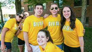 Were you Seen moving onto campus at Siena College in Loudonville on Thursday, Aug. 28, 2014?