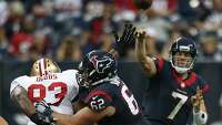 Keenum, Savage struggle in loss to 49ers - Photo