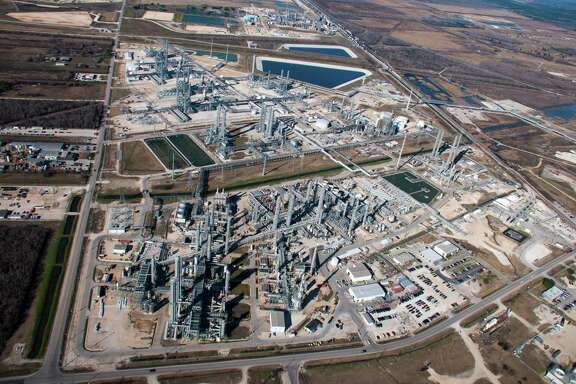 Enterprise Products Partners, which operates this complex in Mont Belvieu, also plans a propylene plant along the Texas Gulf Coast.