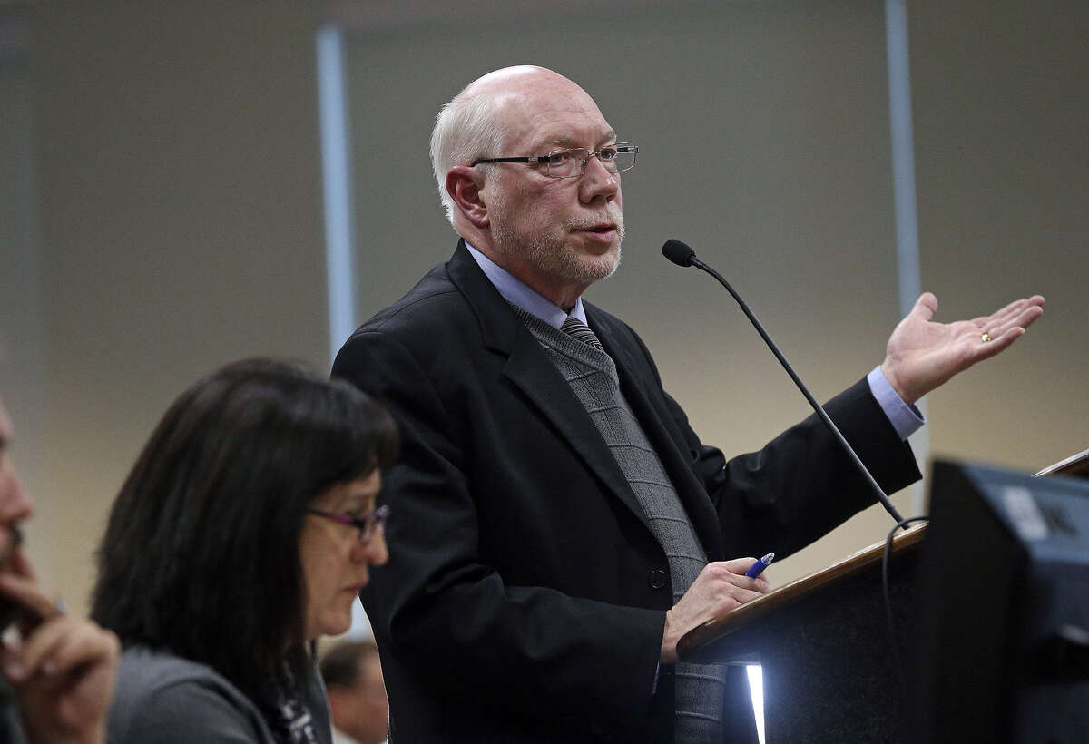 John Dugan, director of the city's Planning and Community Development Department, says the growth might be tempered if San Antonio adopts smart-growth strategies.