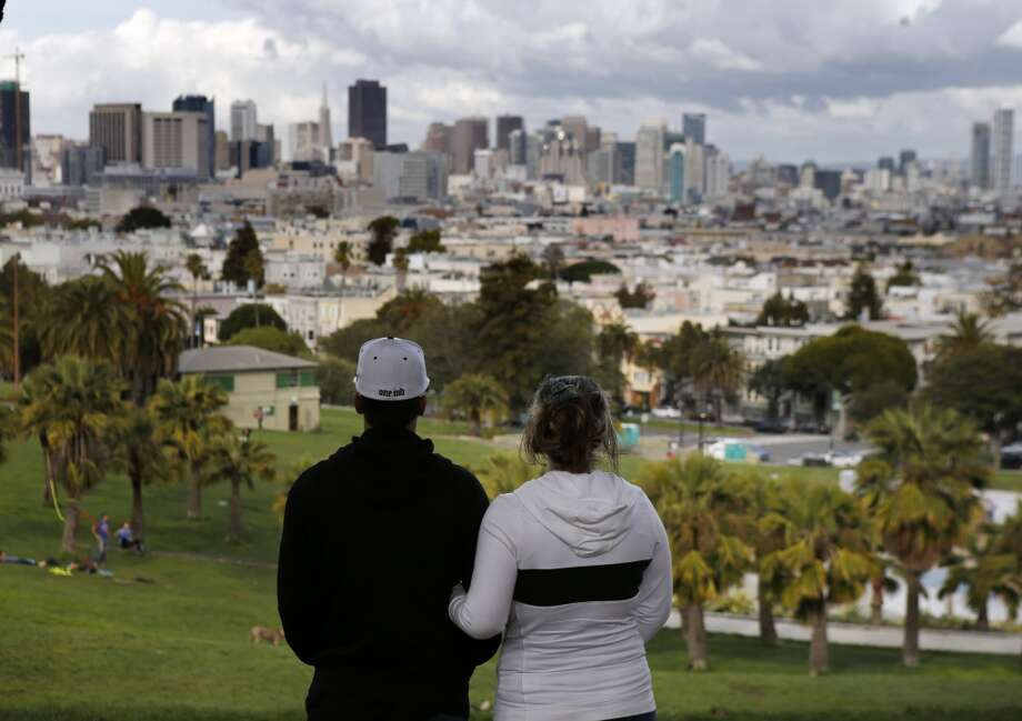 "It was bound to happen: San Francisco topped the list of cities that SFGate readers found more unfriendly than Oakland. ""S.F. is noticeably more snobby and uptight,"" commented one reader, who claims to have spent a lot of time in both. ""If San Francisco doesn't top this list, then the researchers have never tried to get Muni information from a station agent,"" wrote another reader.  Said one Oakland resident: ""S.F. can keep its tourists, although it treats them so badly, I'm surprised it still has any."" Photo: Carlos Avila Gonzalez, The Chronicle"