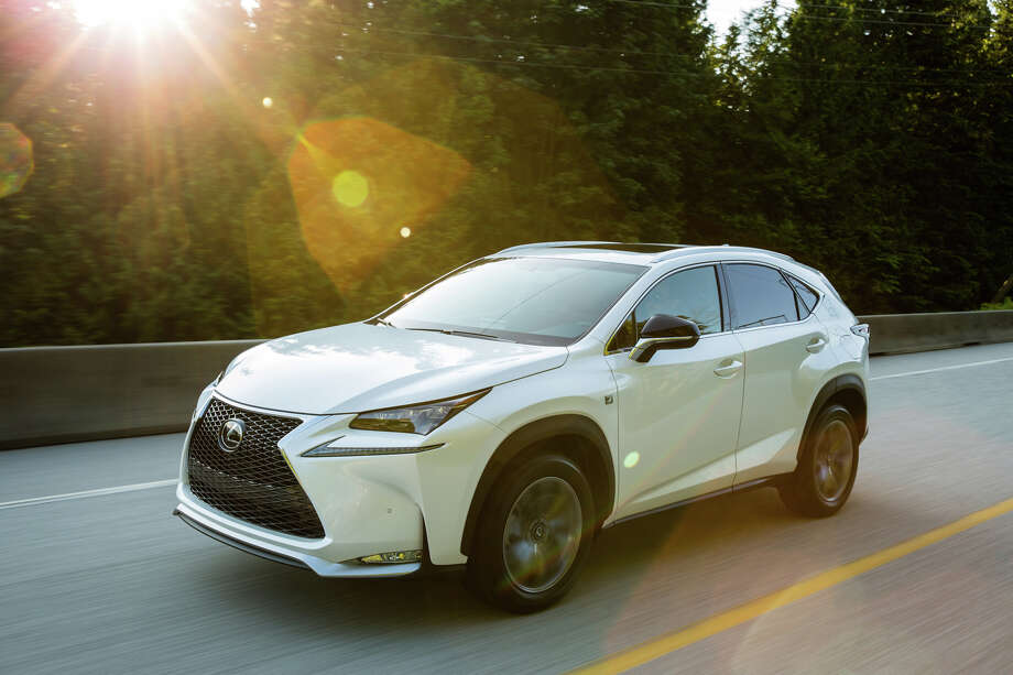 The first Lexus to be factory turbocharged, the NX 200t's 2.0-liter engine utilizes a twin-scroll turbocharger to boost output to 238 horsepower. Photo: David Dewhurst Photography / 2012 David Dewhurst Photography