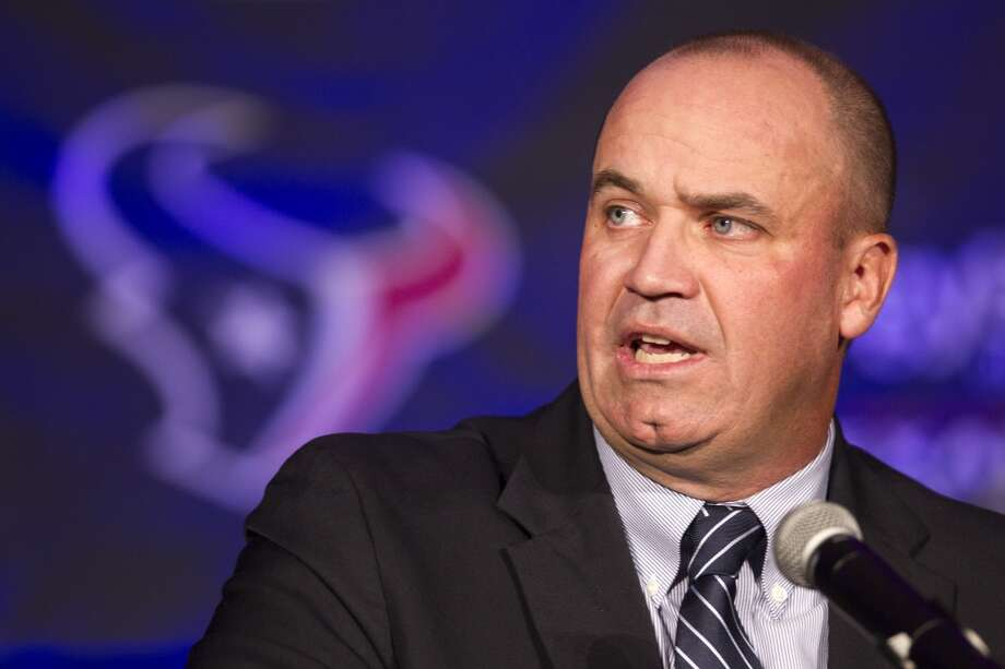 10. Because Bill O'Brien is a first-year NFL head coach, we don't know what to expect from him on game days when regular season begins. He's a gameplan coach. That means he and his assistants will analyze opponents' film and build a gameplan that tries to capitalize on what they believe are the weaknesses of the opponent and the strengths of the Texans. Fans won't know until they kick off against Washington just how much they held back in preseason. Photo: Brett Coomer, Houston Chronicle