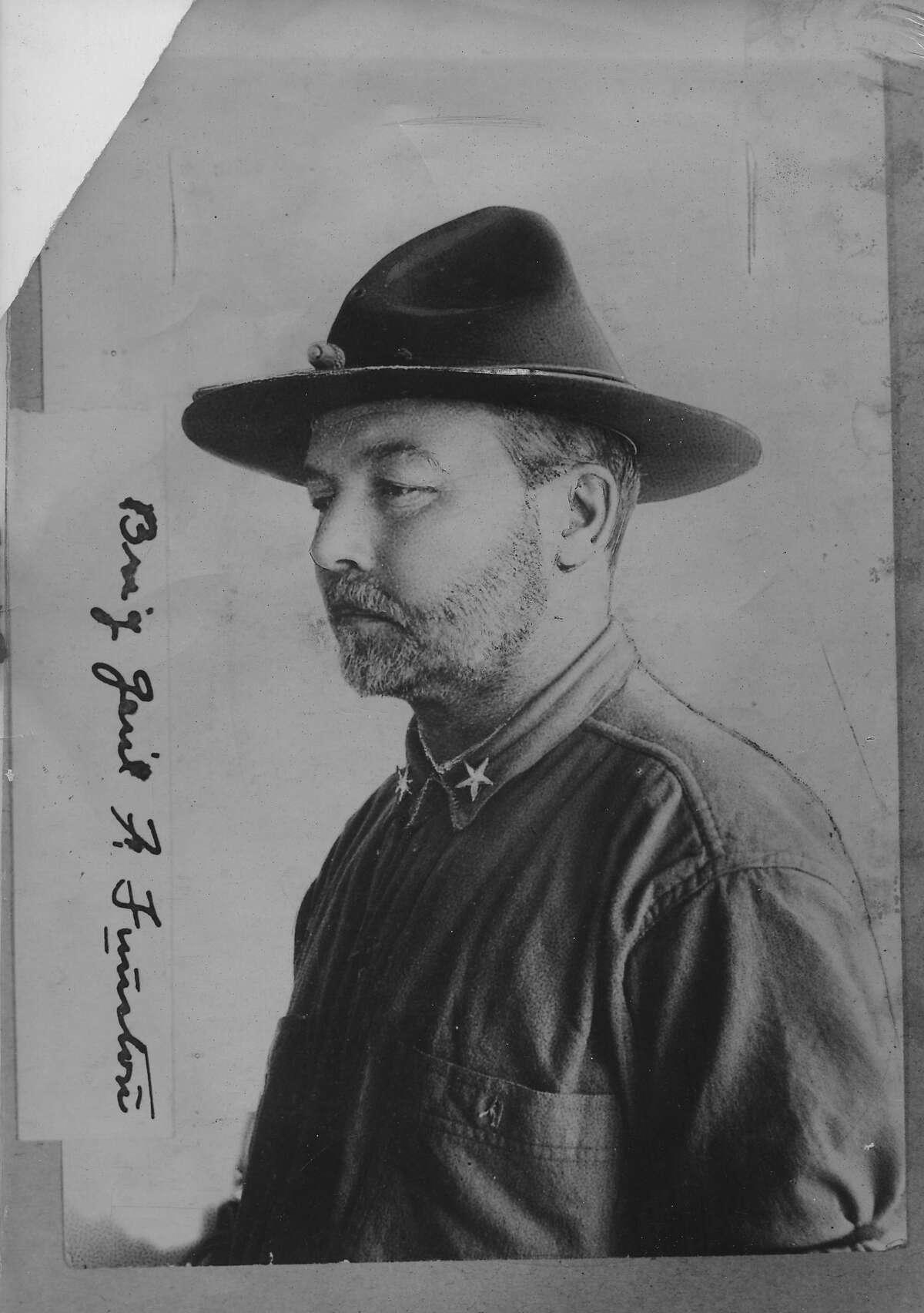 Brigadier General Frederick Funston Handout?