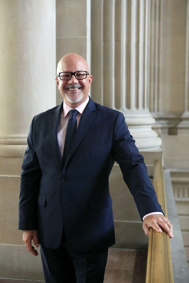 Steve Kawa, Chief of Staff to Mayor Ed Lee, poses for a portrait at City Hall in San Francisco, CA, Thursday, August 21, 2014. Photo: Michael Short, The Chronicle