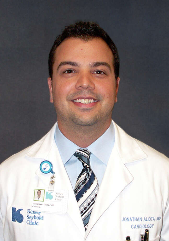 Dr. Jonathan Aliota is an interventional cardiologist with Houston's Kelsey-Seybold Clinic.